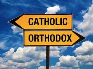 differences between the Orthodox and Catholic churches