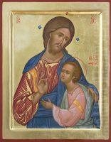 St John with Christ
